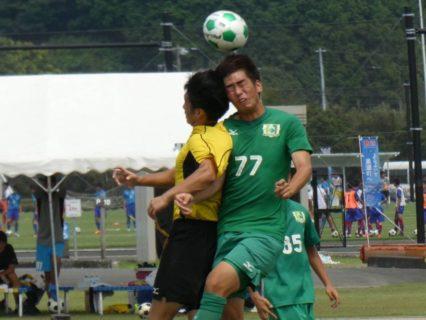 鶴崎工業 1-0 倉敷翠松【黒潮会場7/27準決勝】