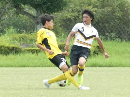 鶴崎工業 1-2 柳ヶ浦【黒潮会場7/27決勝】